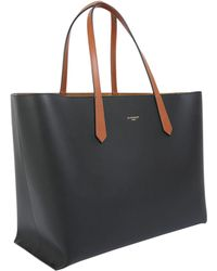6bf708bfe7 Givenchy - Gv Tote Bag In Smooth Leather - Lyst