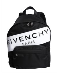 """Givenchy - ZAINO """"GIVENCY PARIS"""" IN PELLE - Lyst"""