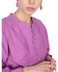 Étoile Isabel Marant Isabel Marant Étoile Other Materials Earrings - Pink