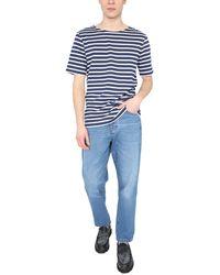Saint James Other Materials T-shirt - Blue