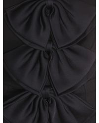 Givenchy - Jumpsuit With Sain Bows - Lyst