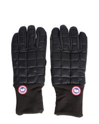 Canada Goose - Gloves Northern Liners With Arctic Tech - Lyst