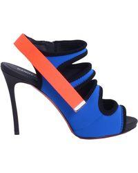 DSquared² Neoprene Sandal - Blue