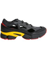adidas By Raf Simons Replicant Ozweego Limited Edition Trainers - Black
