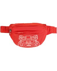 KENZO Other Materials Belt Bag - Red