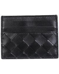 Bottega Veneta Card Holder - Black