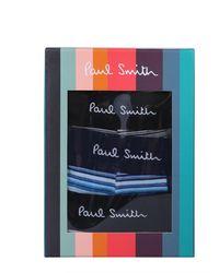 Paul Smith - CONFEZIONE DA TRE BOXER CON LOGO IN COTONE - Lyst