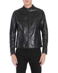 Belstaff - Giacca Southbourne In Pelle - Lyst