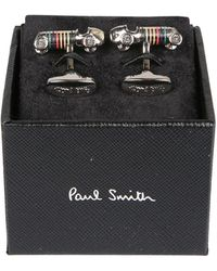 Paul Smith Tie Cufflinks - Multicolour
