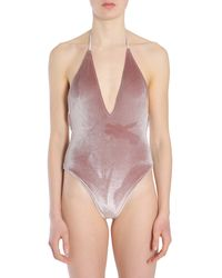 """Forte Couture """"shark"""" Body - Pink"""