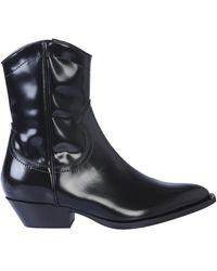 Philosophy Di Lorenzo Serafini Texas Boot - Black