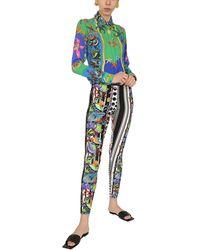 Versace Printed Shirt - Multicolour