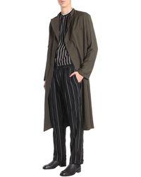 Haider Ackermann Oversize Fit Trench Coat - Multicolour