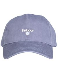 Barbour Other Materials Hat - Blue