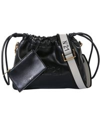 "N°21 ""eva"" Faux Leather Bag - Black"