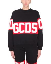 Gcds Crew Neck Sweatshirt - Multicolour