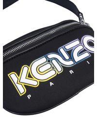 KENZO Pouch With Logo - Black
