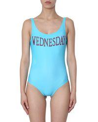 Alberta Ferretti Polyester Lingerie & Swimwear - Blue