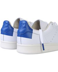 adidas Originals Stan Smith Leather Trainers - White