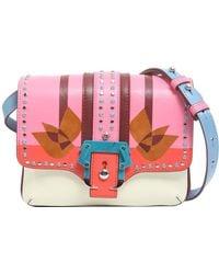 Paula Cademartori - Igi Small Leather Crossbody Bag - Lyst
