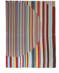 Paul Smith Scarf With Logo - Red