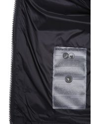 """Ciesse Piumini Ciesse X J-ax""""safe Reflex"""" Fabric Sleeveless Down Jacket With Pockets - Black"""