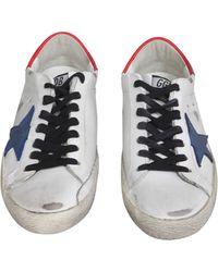 "Golden Goose ""super-star"" Sneakers - Multicolour"
