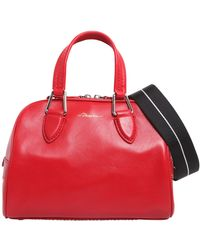 3.1 Phillip Lim Ray Small Flight Bag - Red