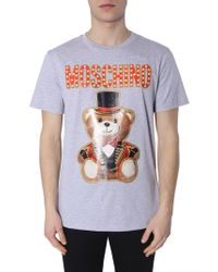 Moschino - Teddy Bear Circus Leader T-shirt - Lyst