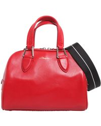 3.1 Phillip Lim - Borsa Bowling Small Ray In Pelle - Lyst
