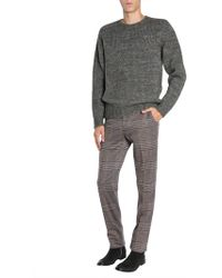 Etro Green Wool Jumper