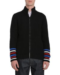 Tommy Hilfiger High Collar Sweater - Black