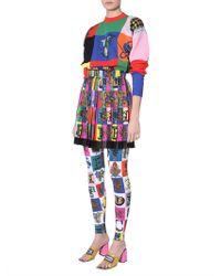 Versace Crew Neck Jumper - Multicolour