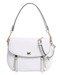 MICHAEL Michael Kors - Medium Evie Leather Bag - Lyst