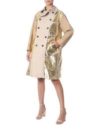 N°21 Reversible Double-sided Trench With Contrast Inserts - Natural