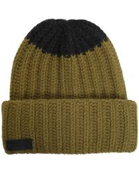 DSquared² - Intertwined Wool Hat - Lyst