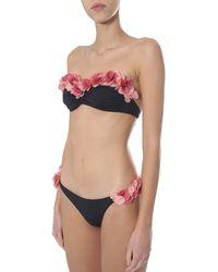 LaRevêche Adelebandeau Lycra Bikini - Black