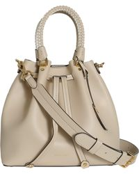 MICHAEL Michael Kors - Blakely Medium Leather Bucket Bag - Lyst
