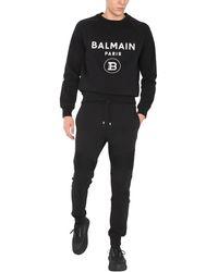 Balmain JOGGING Trousers - Black