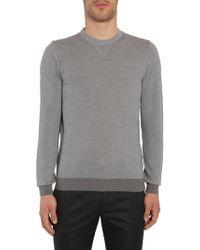 HUGO Wool Jumper - Grey