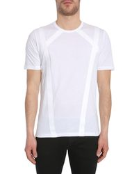 "Diesel Black Gold ""tsquare"" T-shirt - White"