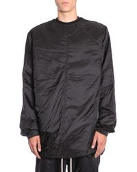 Rick Owens Padded T-shirt - Black