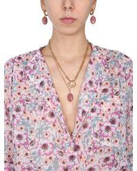 Étoile Isabel Marant Stones Necklace - Multicolour