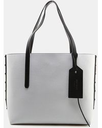 Jimmy Choo - Twist East West Studded Leather Tote Bag - Lyst