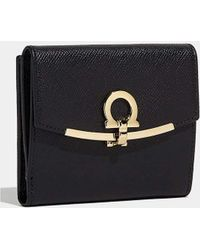 Ferragamo - French Icona Wallet - Lyst