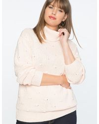 Eloquii - Draper James For Puff Dot Sweater - Lyst