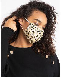 Eloquii Face Mask Final Sale - Black
