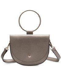 Eloquii - Metal Ring Handbag - Lyst