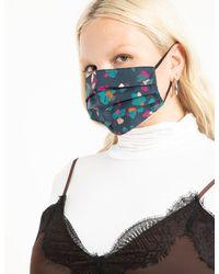 Eloquii Face Mask Final Sale - Blue