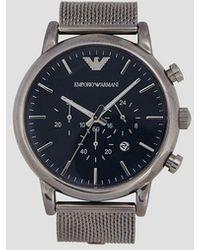 Emporio Armani Uhr AR1979 - Blau